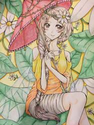 Honey-Vanilla Chamomile Tea (Contest)