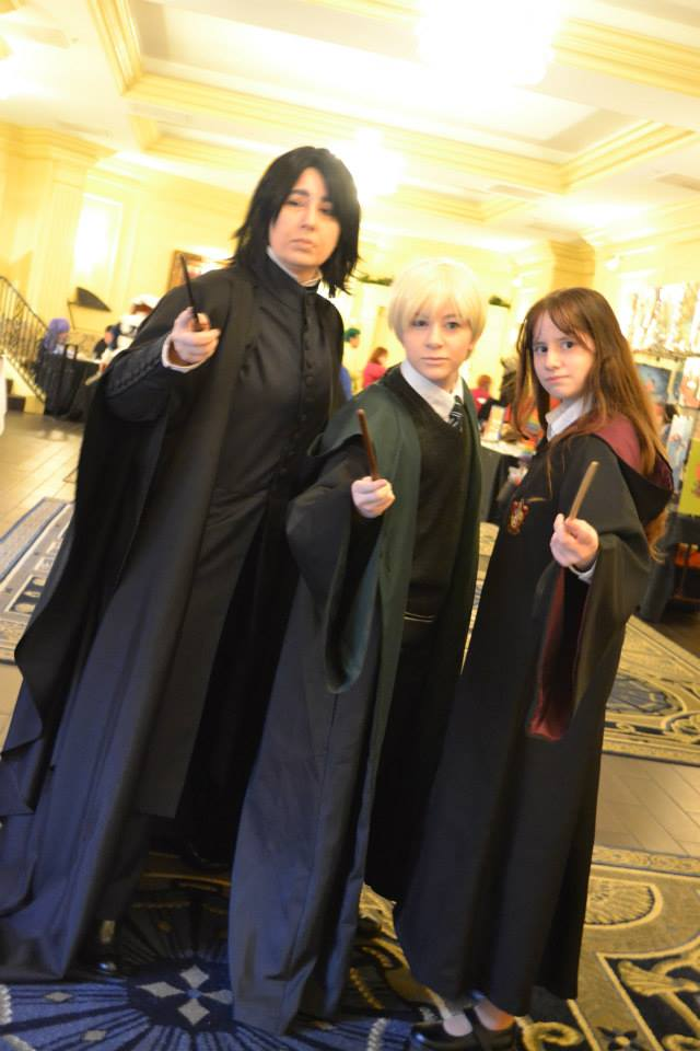 harry potter cosplay by - photo #30