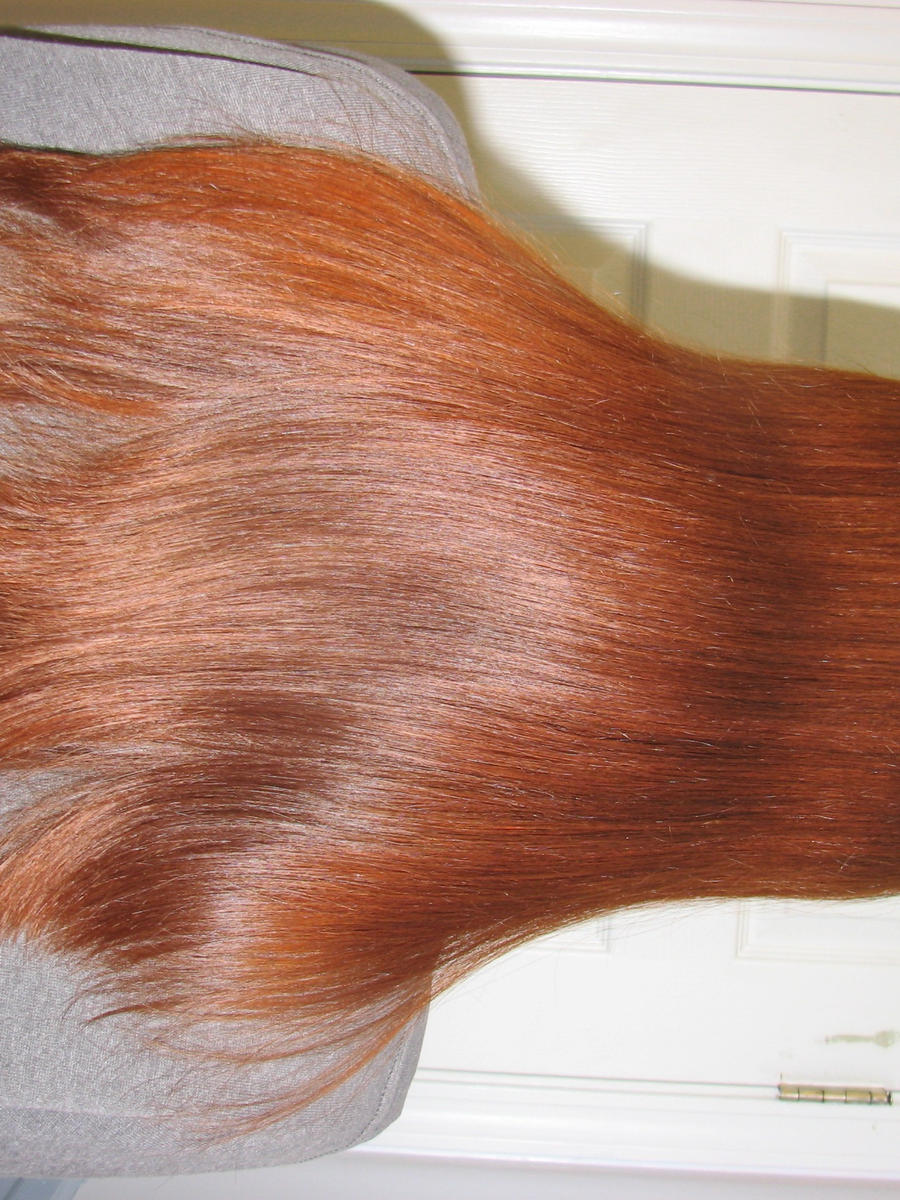 Mehndi For Hair In : Hair henna