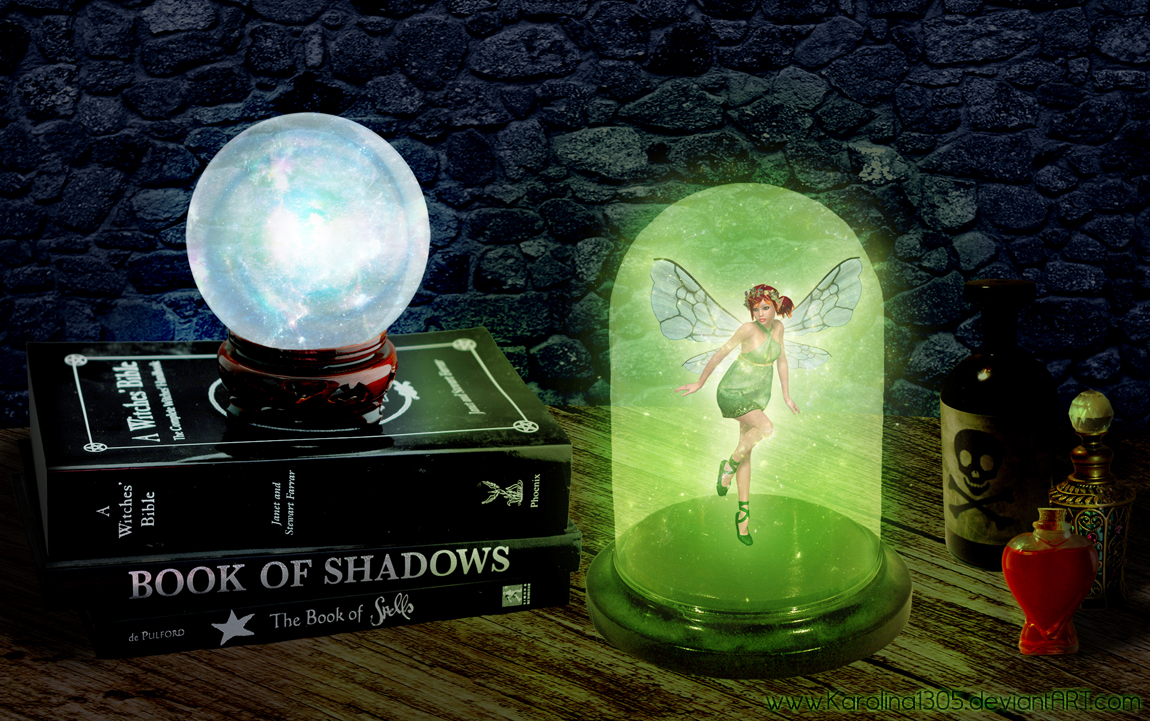 Trapped Fairy
