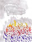 My Impala Dream by F0r3v3RiNl0v3