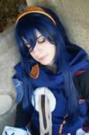 Lucina cosplay, Fire Emblem Awakening