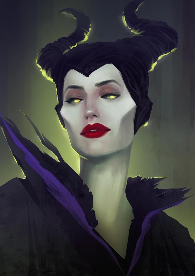 Maleficent by sscindyss Freezing Vibration Kiss