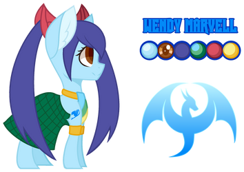 Wendy Marvell [Fairy Tail x MLP]