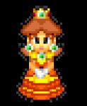 Pixel Princess Daisy by Max2809
