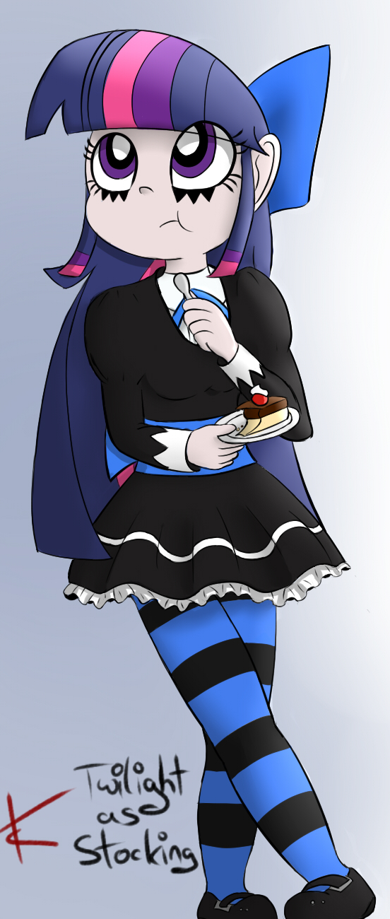 Twilight as Stocking by CradeElcin