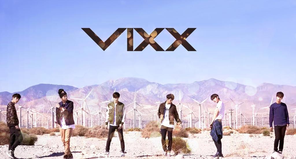 Vixx Logo Wallpaper Vixx Hello Stranger by...