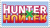 Hunter X Hunter stamp by Dead-Bite