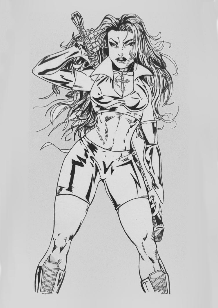 Heroine by DuneDrifter