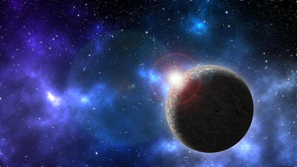 Space by DuneDrifter