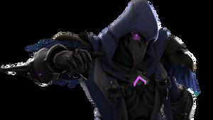 Overwatch: Reaper in 4K (Cut Throat)