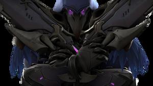 Overwatch: Reaper in 4K (Pose)