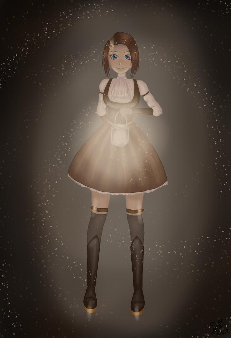 Lantern by OpsidianStar64