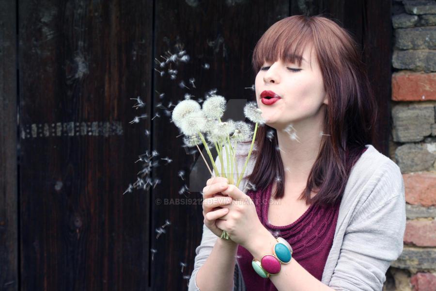 dandelion by babsi9212