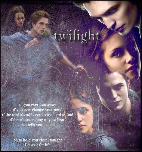 Twilight- I'd Wait for Life