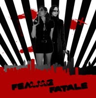 Femme Fatale by Virtual-Waster-Art