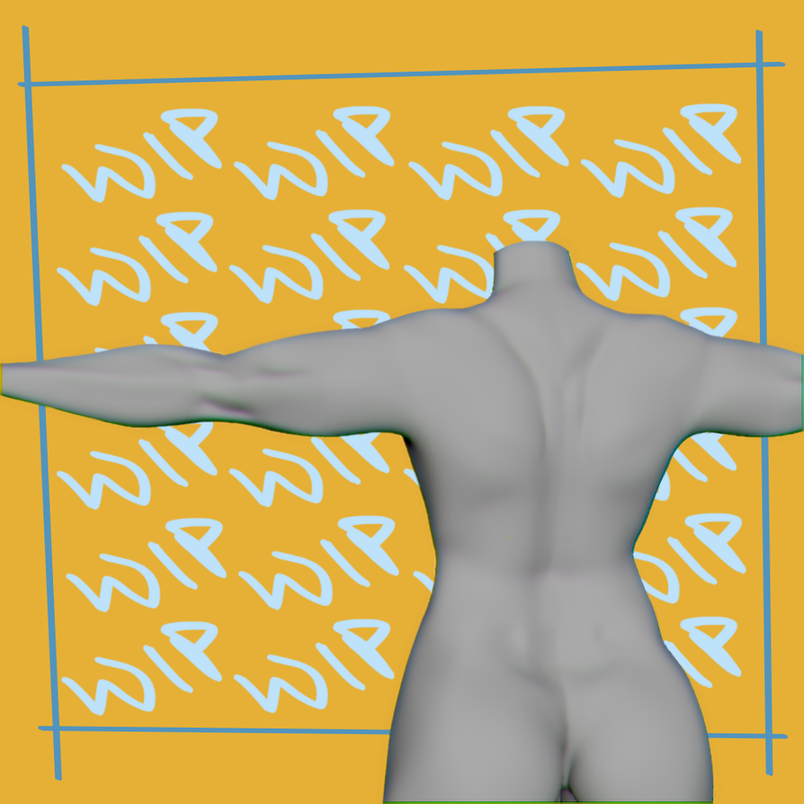 Body WIP by Eushey