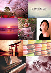 YJ: Ryuu Aesthetic by Ghost-Lyre