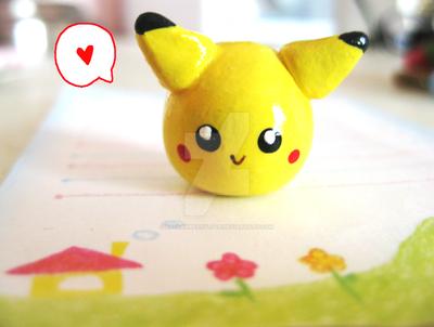 pikachu :D by xstrawberrylove