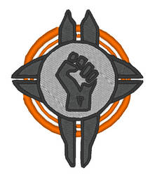 City of Titans Enforcer Badge by lokiie1984