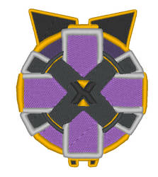 City of Titans Operator Badge by lokiie1984