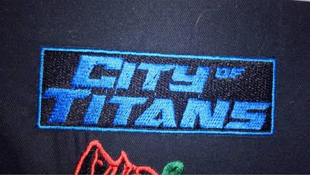City of Titans Hero Blue by lokiie1984