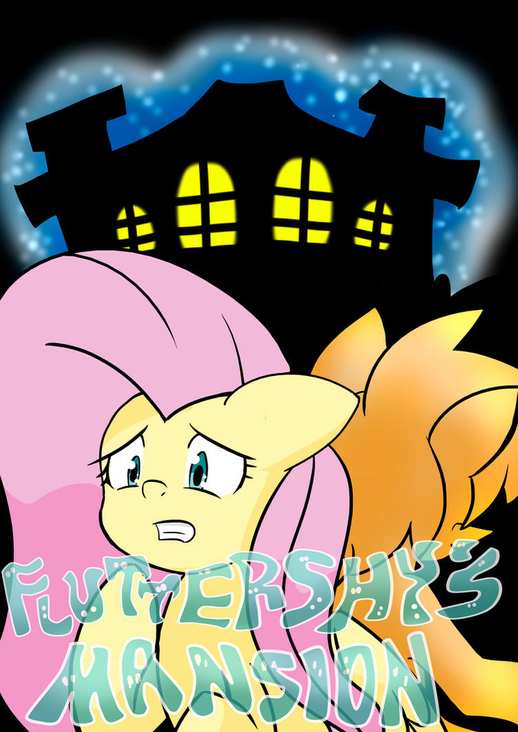 Fluttershy's Mansion Cover by ShujiWakahisaa on DeviantArt