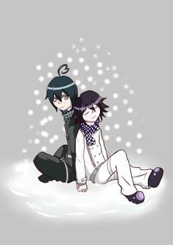 Silent Snow(Dangan Ronpa V3 Oumasai)