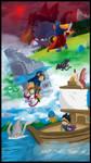 Dragon Quest 34th Anniversary (Games 1 - 3) by ShujiWakahisaa