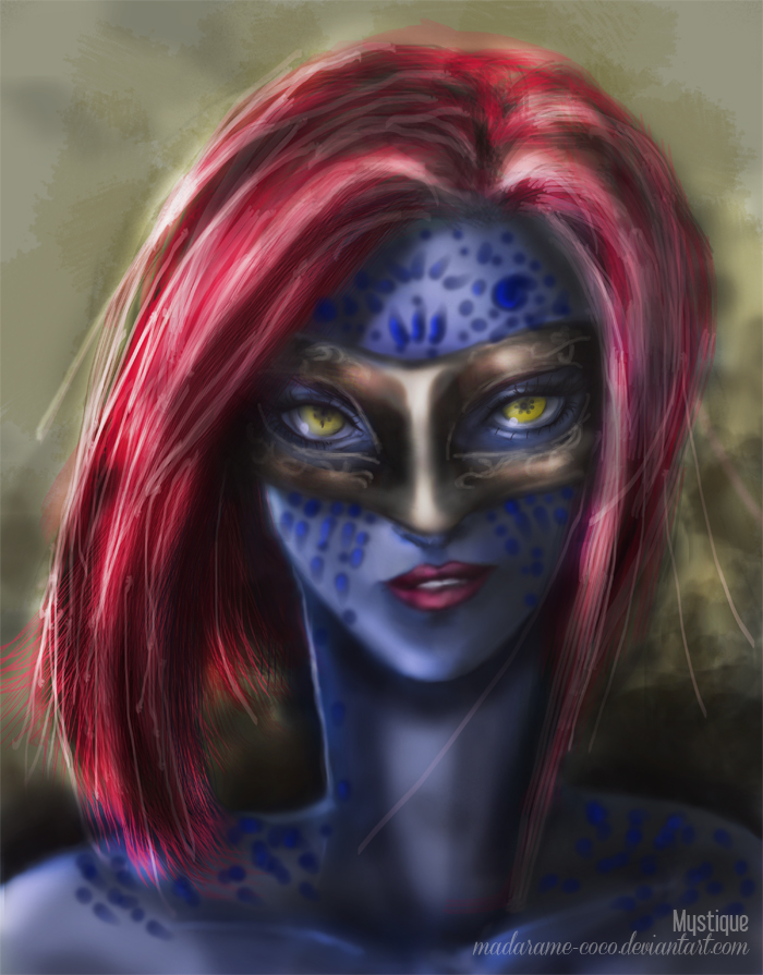 Mystique Da by madarame-coco