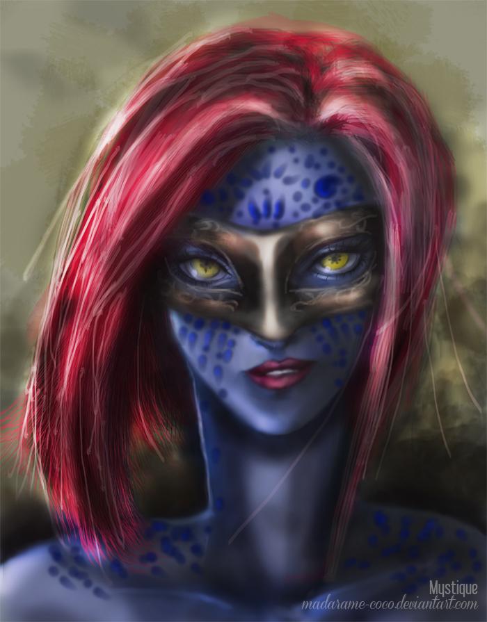 Mystique Da by madarame-coco