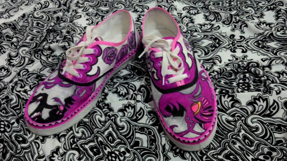 Revolutionary shoes Utena by madarame-coco