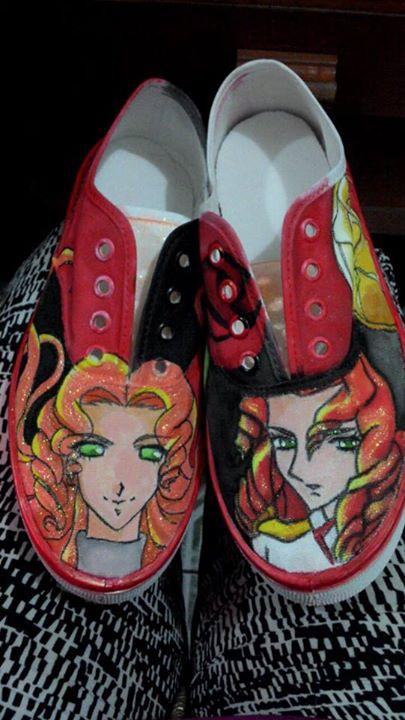 Revolutionary shoes Juri by madarame-coco