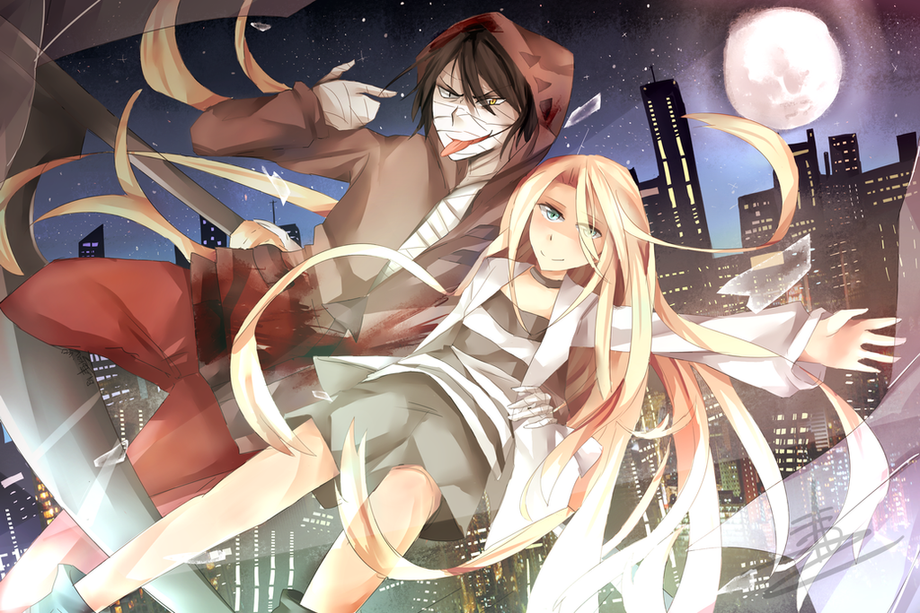 Descend Zack And Ray Angels Of Death By Wes80