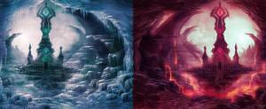 Bipolar Dimension