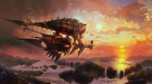 Cloudsailor - Comission