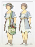 Sophia - Character Concept