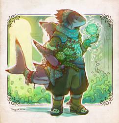 Zenkaya Healer by Astral-Requin