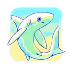 Little Blue Shark