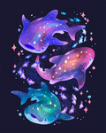 The Cosmic Whale Sharks