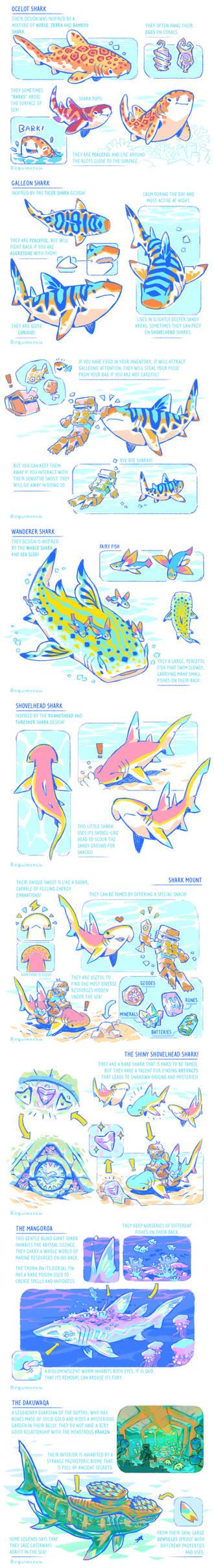 Shark Ideas for Hytale
