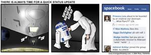Spacebook update by peejayf76