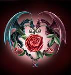 Valentine's Day, 2014. by CLB-Raveneye