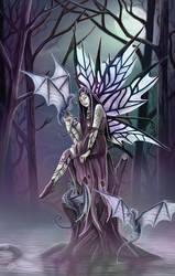 A Winged Alliance by CLB-Raveneye