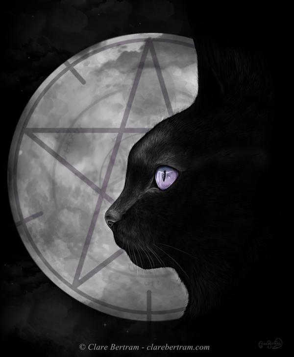 Moon Magick by CLB-Raveneye