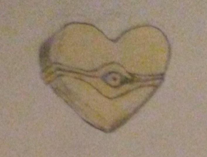 Millennium Heart by Mistwolf4