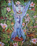 The faerie who was kissed by pixies  2