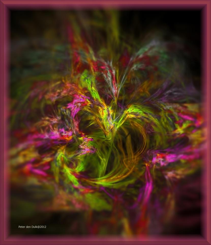 fractal 152 by Peenbuiker