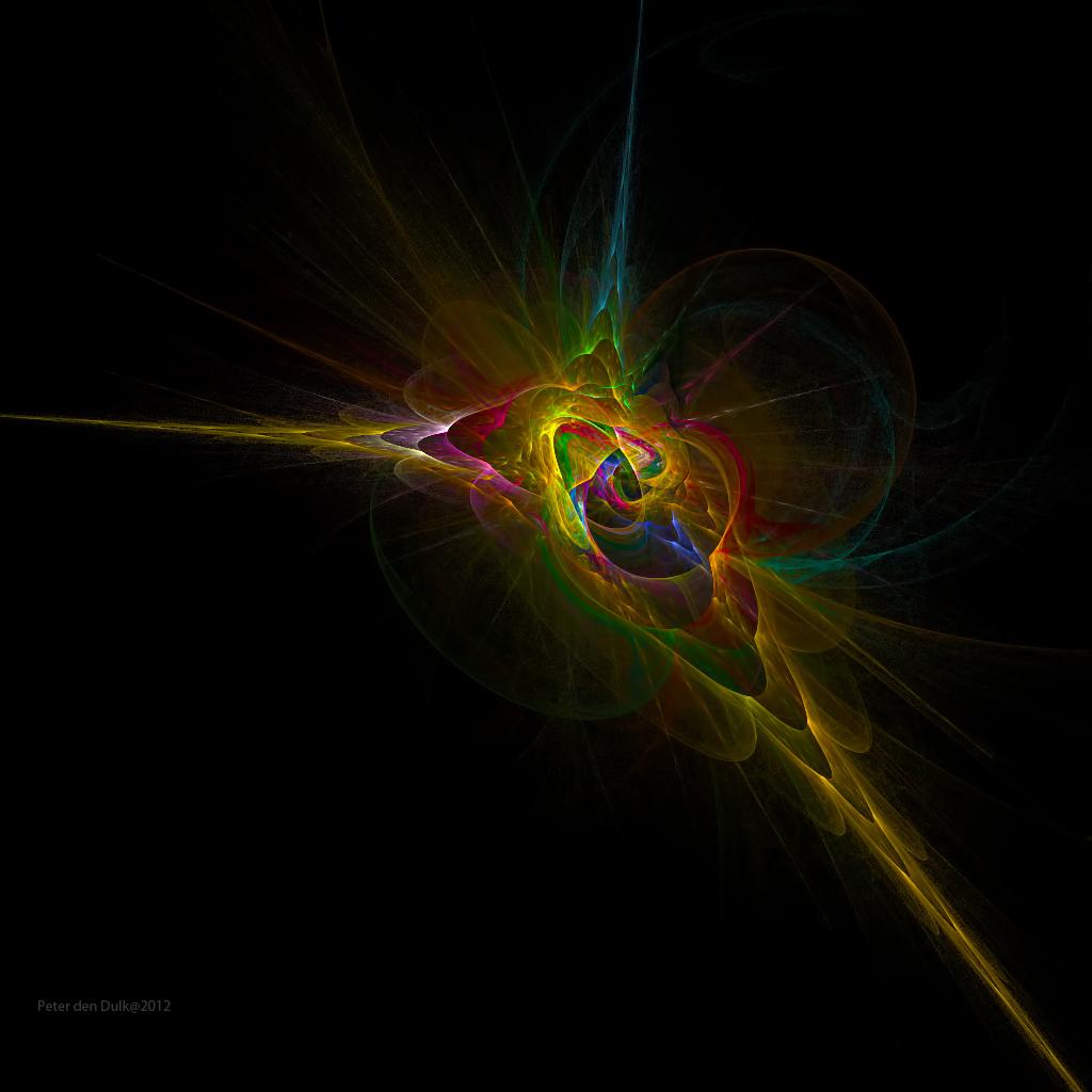 fractal 173 by Peenbuiker