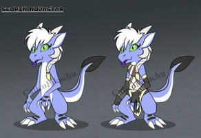 Kobold Monk (NOT FOR FREE USE)